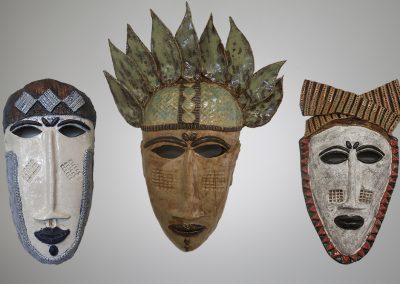 Masks - Anne Mcfadden